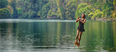 Lago de Ratanakiri, Camboya